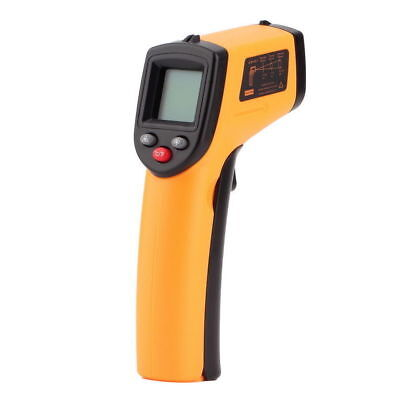 Handheld Gun Digital LCD Temperature Thermometer Laser Non-Contact IR N2002 NYPR