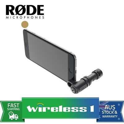 Rode VideoMic Me Directional Microphone for Smart Phones (VIDEOMICME)