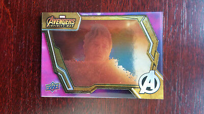 90 No Other Way SP Base Card Avengers Infinity War