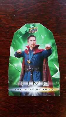 GT7 Doctor Strange Time Stone Infinity Stones Card Avengers Infinity War