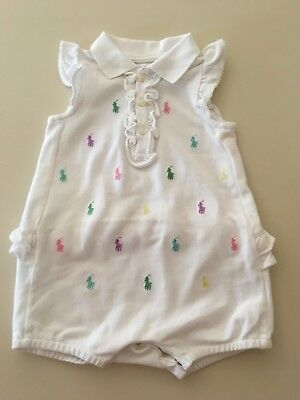 Gorgeous As New Ralph Lauren Baby Suit 9 Months
