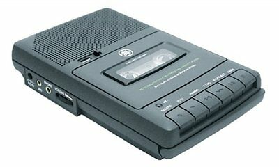 New GE Portable Cassette Recorder/Player AC/DC Adapter 3-5027 Built Microphone