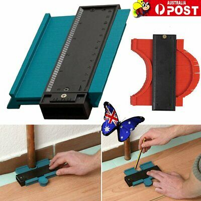 Shape Contour Duplicator Profile Gauge Tiling Laminate Tiles Edge Shaping Wood K