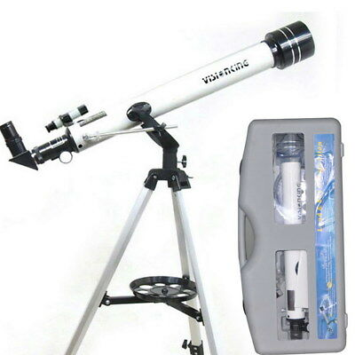 "Visionking 700-60 1.25"" Refractor Astronomical Telescope , Gift Package for You"