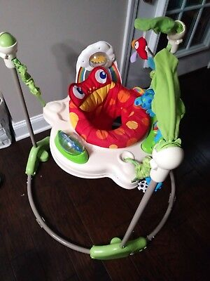 Fisher Price Jumparoo Rainforest friends