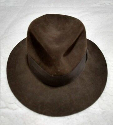 Mallory by Stetson Brown Fedora