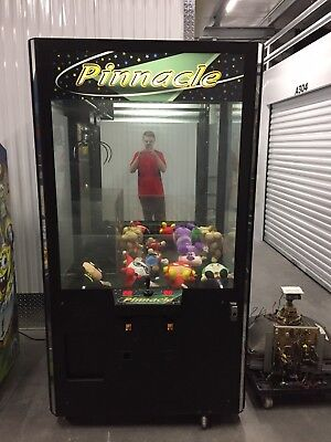 "42"" Pinnacle ICE Claw Machine Arcade Game! Super Fun! Shipping Available!"
