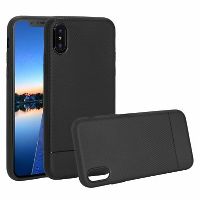 Slim Soft TPU Armor Bumper Shockproof Back Case for iPhone X CHRISTMAS SALE