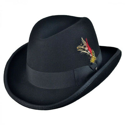 b01e3bbf3bc915 JAXON HATS MADE in the USA - Classics Wool Felt Top Hat - $75.00 ...