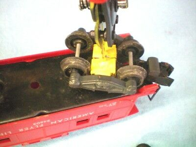 "American Flyer ""S"" gauge"" a tool to ONLY service the Sintered Iron Trucks"