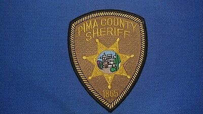 Pima Co. Sheriff's Patch