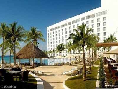Cancun, Mexico ~ Le BLANC SPA RESORT - Adults Only - 7 nights