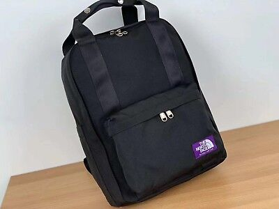 THE NORTH FACE Purple Label 2 Way Daypack Backpack Bag in Black