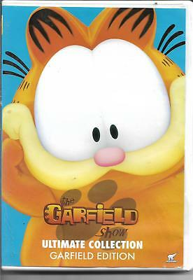 The Garfield Show! DVD! Ultimate Collection! Animation! Comedy! Kids! Family!