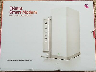 Telstra Smart Modem Gen 2  MODEL DJA0231TLS