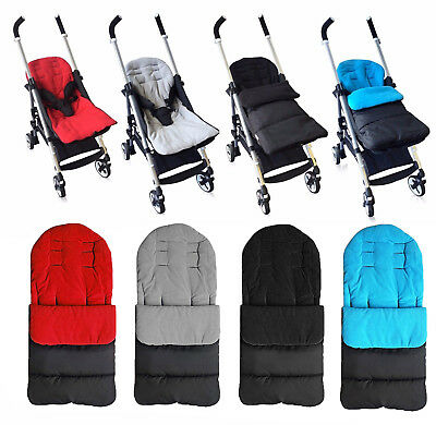 Universal Footmuff Cosy Toes Apron Liner Buggy Pram Stroller For Baby Toddler cq