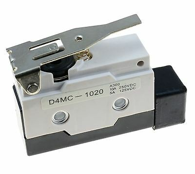 Short Lever Micro Limit Switch SPDT 250VAC 10A