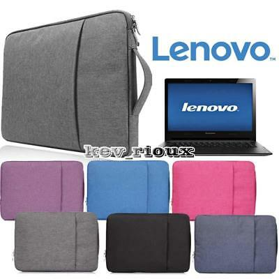 """Carry Laptop Notebook Sleeve Pouch Case Bag For 11"""" 13"""" 14"""" 15"""" Lenovo Ideapad"""