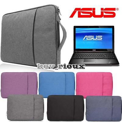 """Carry Laptop Sleeve Pouch Case Bag For Various 11.6"""" 14"""" 15.6"""" ASUS VivoBook"""