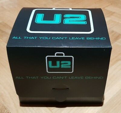 U2 All That You Can't Leave Behind Promo Uk Numbered Limited Edition  Box Set