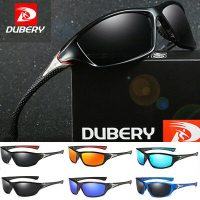 Sunglasses Polarized Glasses Mens Outdoor Sports Driving Fishing Eyewear UV 400