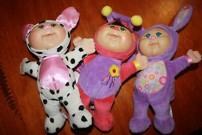 Cabbage Patch Kid - 3 cuties