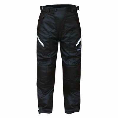 Spartan CE Approved Removable Thermal Lining Motorcycle Motorbike Pants