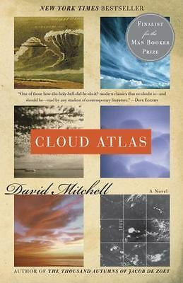 Cloud Atlas by David Mitchell (2004, Paperback)