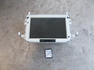 Ford Fiesta Mk8 Transit Courier B-Max Nsv Mfd Low Sat Nav Screen F1Bt18B955Dc