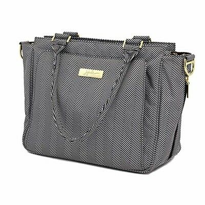 JuJuBe Be Classy Structured Multi-Functional Fashionable Diaper Bag Purse