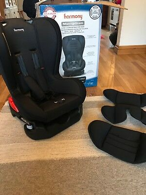 65fec40ffe27 HARMONY GROUP 0 1 Merydian 2-In-1 Convertible Car Seat For Child ...