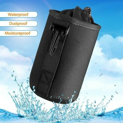 Waterproof Camera Lens Protector Pouch Case Bag Dustproof Moistureproof Bag Hot