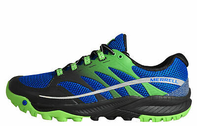 new style d3637 e3994 SCARPE MERRELL ALL Out Charge Uomo Running Outdoor Blue Dusk Sneakers sport  moda