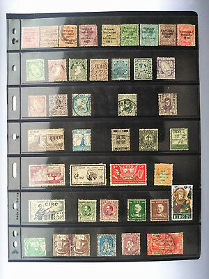 220 IRELAND - EIRE Old Postage Stamps Job Lot