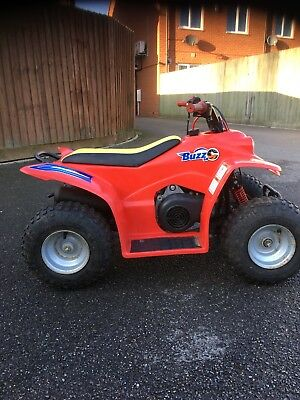 Buzz 50cc quad bike