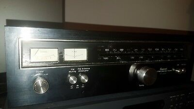 Sansui TU 3900 Stereo Tuner Japanese made. Classic Component.