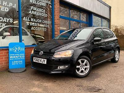 Volkswagen Polo 1.2 2010 Moda JUST 55493 GENUINE MILES***12 MONTH'S MOT***