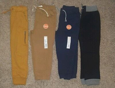 Toddler Boy 4T Pants Lot Of 4