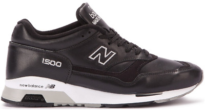 official photos 1bd25 0ec58 New Balance 1500 Made in England Sneaker Sport Shoes Trainers black M1500BK  SALE