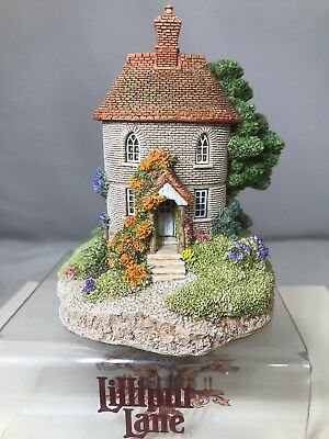 Lilliput Lane English Collection South East Tea Caddy Cottage 1994 New Box Deed