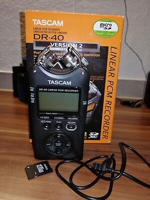 Tascam Dr-40 Version 2