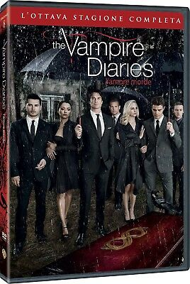 The Vampire Diaries Stg.8 (Box 3 Dvd) - DVD
