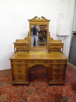 Beautiful Dressing table/Office Stamp Gillows Lancaster Desk London