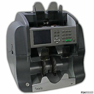 Talaris Ntegra full fitness money counter sorter for banknote and bill