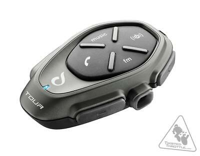 Dual Pack Interphone Tour Bluetooth Motorcycle Communicator