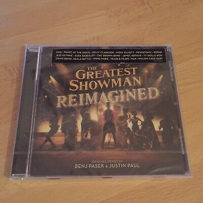 The Greatest Showman Reimagined CD - £8