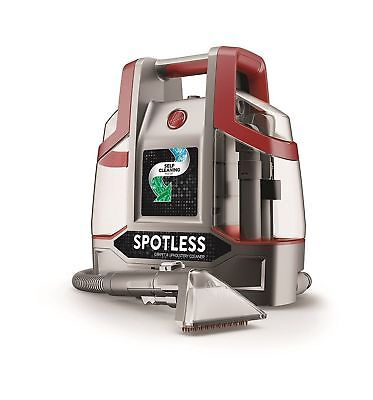 Hoover Spotless Carpet & Upholstery Cleaner Self Cleaning ~ NEW FH11300 Portable