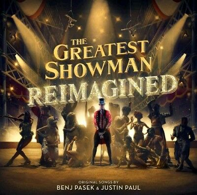 The Greatest Showman - The Greatest Showman: Reimagined Brand New and Sealed