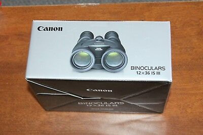 Canon 12x36 Is Iii Image Stabilized Binocular 9526b002 66579