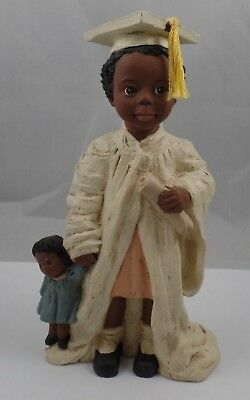"As-Is All Gods Children ""rakiya"" Martha Holcombe Figurine #151"